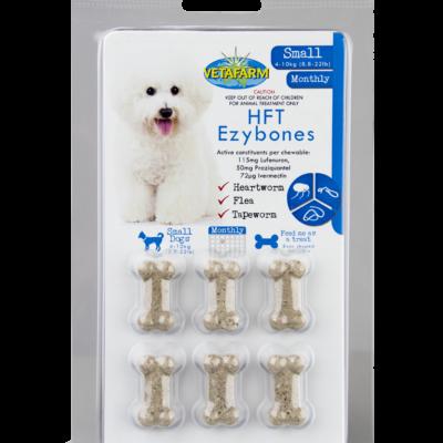 Hft Ezybone Small Dogs 6pk