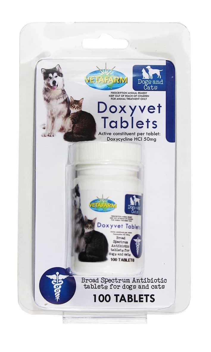Doxyvet-100s-Tablets